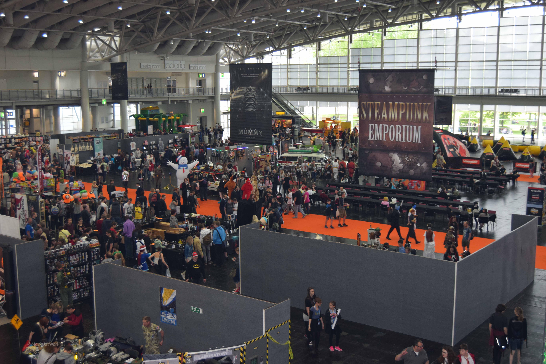 Comic Con Hannover 2017